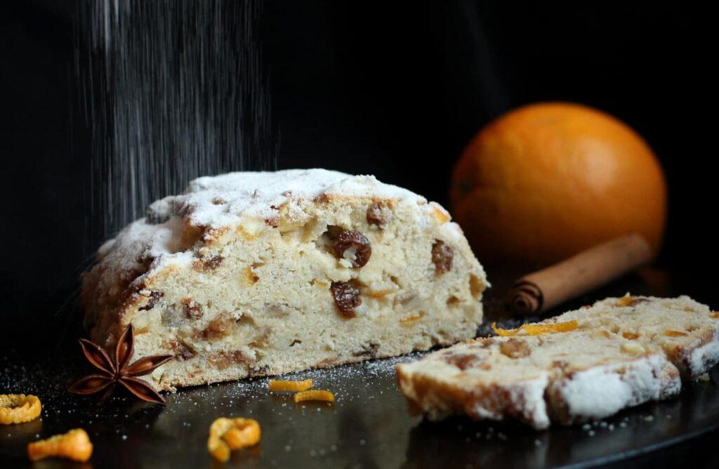 Stollen - Pâtisseries sans gluten maison