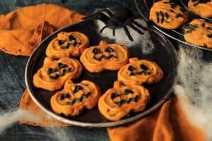 Cookies potimarron au levain