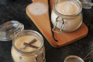 Sucre vanillé maison sans gluten