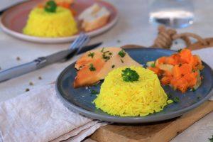 Recette riz jaune et variantes